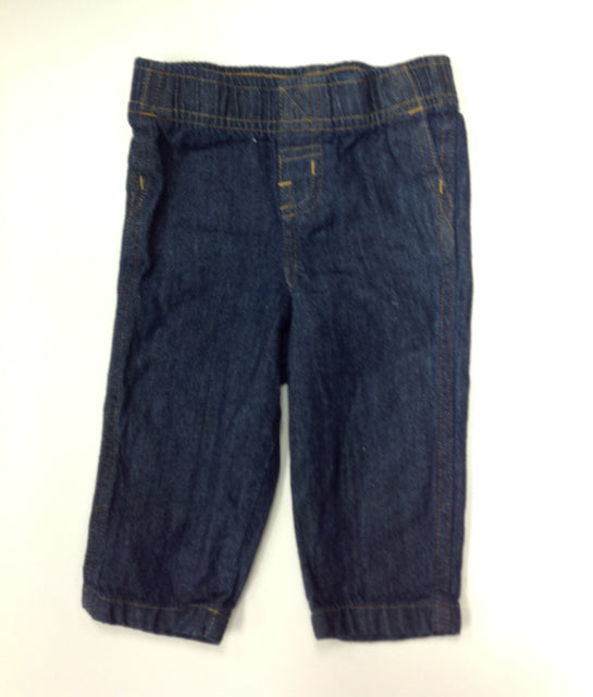 Bum Equipment Blue Denim Jeans