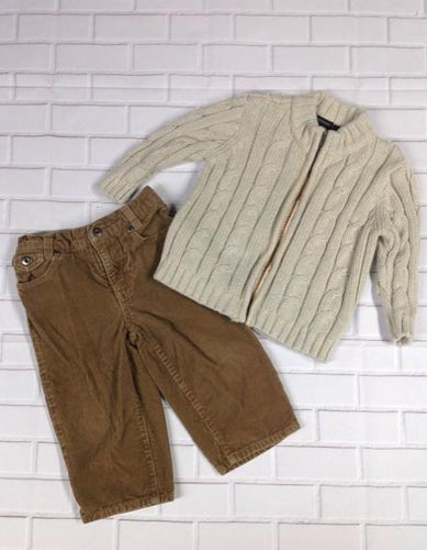 Calvin Brown 2 PC Outfit