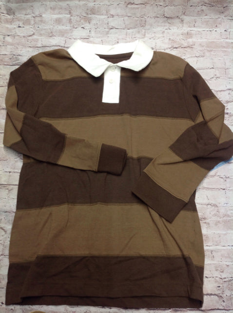 Canyon River Blues Brown Top