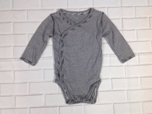 Carters Black & White Top