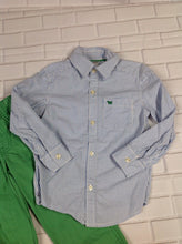 Carters Blue & Green 2 PC