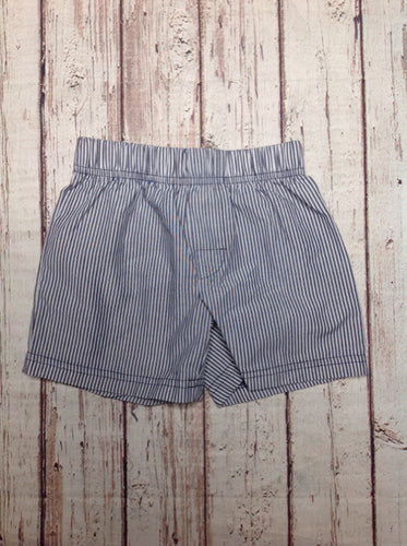 Carters Blue & White Shorts