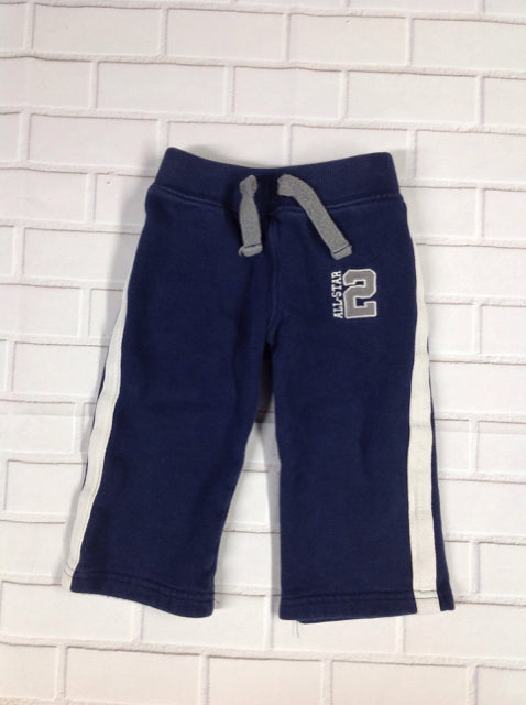 Carters Blue All Star Pants