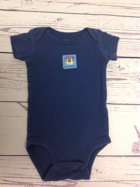 Carters Blue Onesie