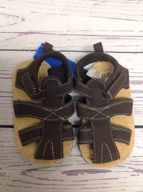Carters Brown Sandals