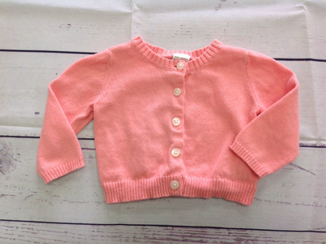 Carters Coral Sweater