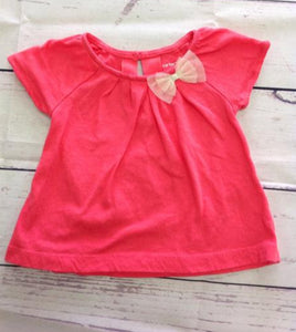 Carters Coral Top