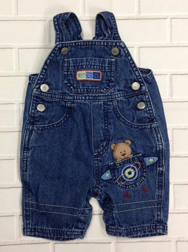 Carters Denim Overalls