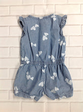 Carters Denim Print One Piece