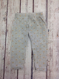 Carters GRAY & GOLD Pants
