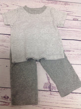 Carters GRAY & WHITE 2 PC Outfit