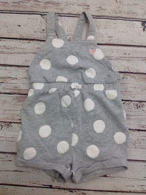 Carters GRAY & WHITE One Piece