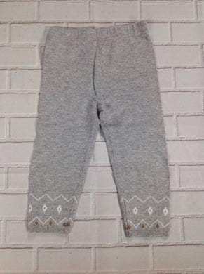 Carters GRAY PRINT Leggings