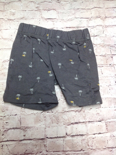 Carters Gray Shorts