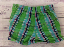 Carters Green & Blue Shorts