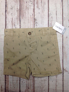 Carters KHAKI & GREEN Shorts