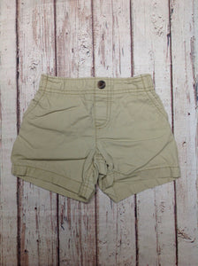Carters Khaki Shorts