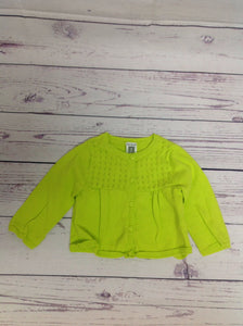 Carters Lime Top