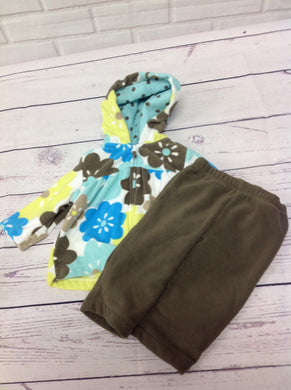 Carters Multi-Color 2 PC Outfit