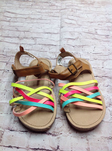 Carters Multi-Color Sandals