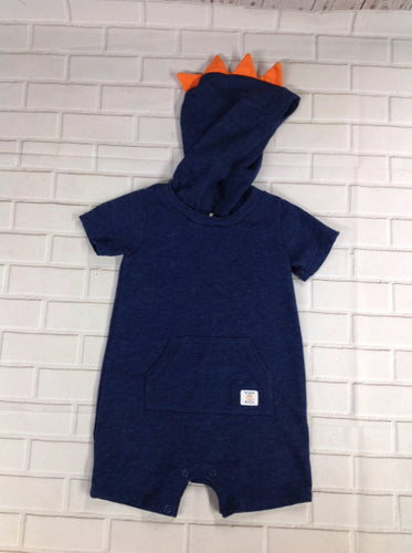 Carters Navy One Piece