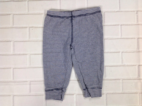 Carters Navy Print Pants