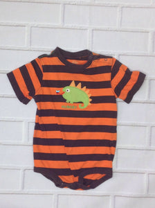 Carters ORANGE & BROWN Top