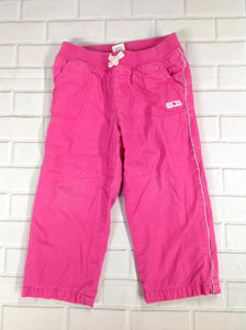 Carters PINK & SILVER Pants