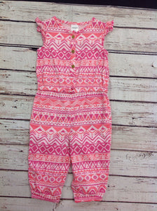 Carters PINK PRINT One Piece