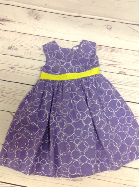Carters PURPLE & WHITE Dress