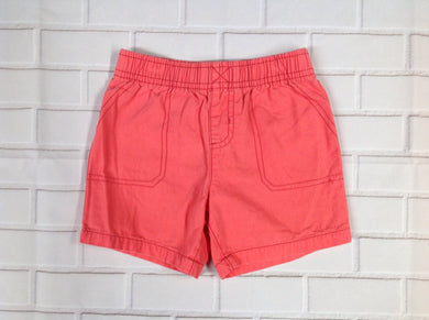 Carters Peach Shorts