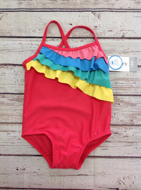 Carters Pink & Blue Swimwear