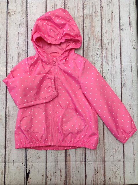 Carters Pink Jacket