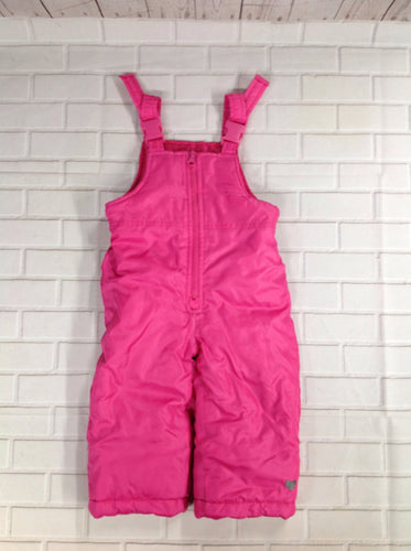 Carters Pink Snowpants