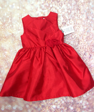 Carters Red Dress
