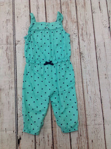 Carters TEAL PRINT One Piece