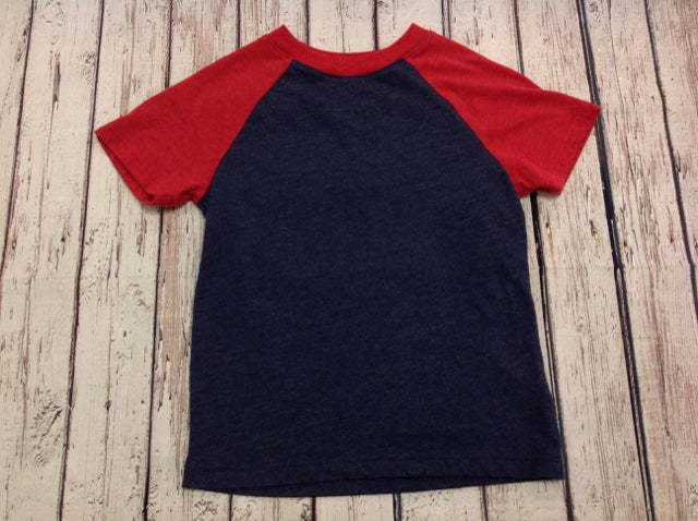 Cat & Jack Blue & Red Top