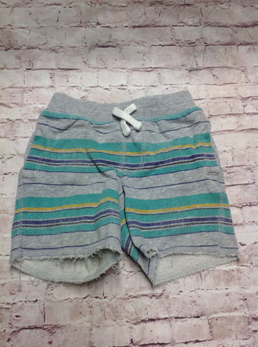 Cherokee Gray & Teal Shorts