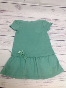 Cherokee Green Dress