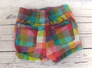 Cherokee Pink & Green Shorts