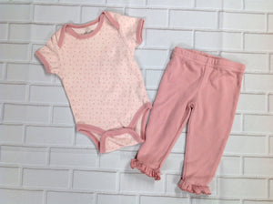 Chick Pea Pink 2 PC Outfit