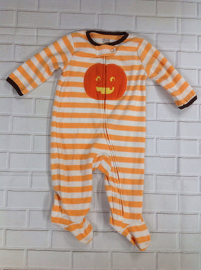 Child of Mine Orange Print Sleepwear