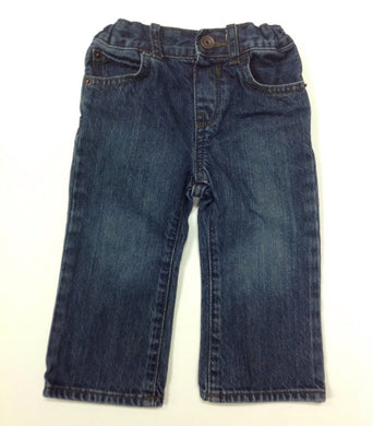 Children's Place Denim Solid Jeans