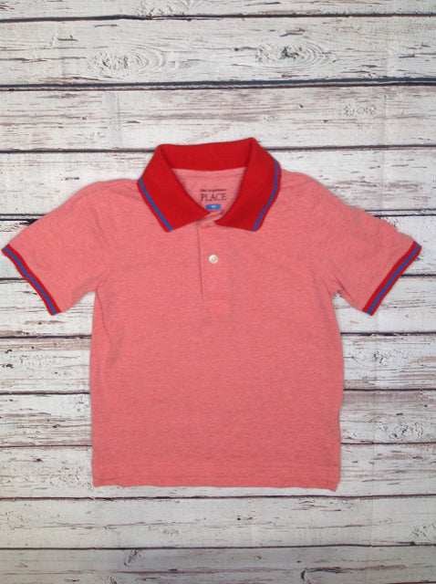 Children's Place Red & Blue Top