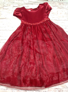 Cinderella Red Bow Dress