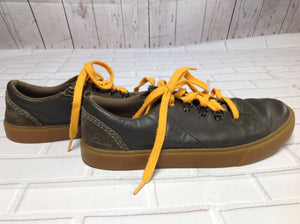 Clarks BROWN & ORANGE Shoes