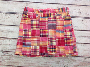 Crew Cuts Multi-Color Skirt