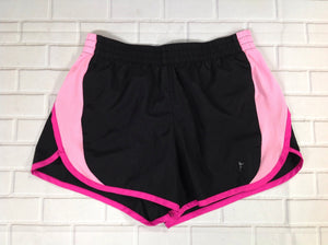 Danskin Black & Pink Shorts