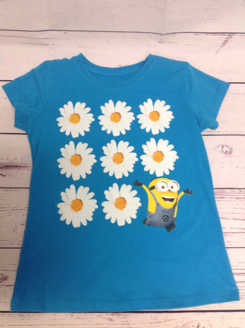Despicable Me Blue Top