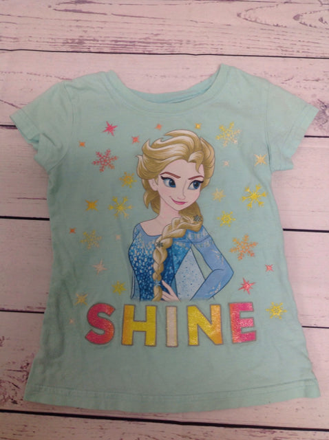 Disney Light Green Top